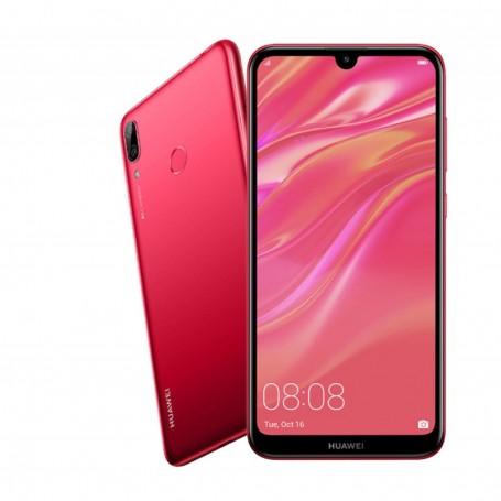 Smartphone HUAWEI Y7 Prime 2019 4G -Rouge