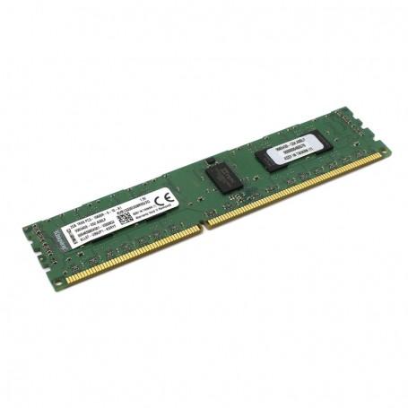 Barrette Mémoire Kingston 2Go DDR3 PC3-10600R pour PC Bureau