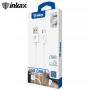 CABLE USB INKAX CK-65-MICRO 200cm