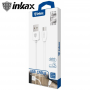 CABLE USB INKAX CK-66-MICRO 300CM