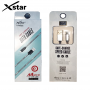CABLE MICRO USB 1M XSTAR XS-A13