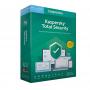 KASPERSKY  Total Security 2020 5Postes Et 2 Comptes Utilisateur / 1an (KL19498BEFS-20MAG)